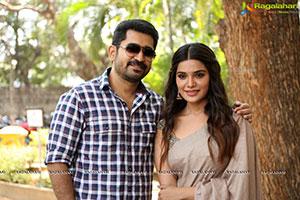 Vijaya Raghavan Movie Trailer Launch