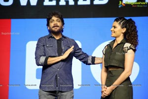 King Nagarjuna's Wild Dog Movie Pre-Release Event