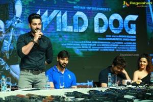 Wild Dog Movie Press Meet