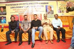 Felicitation of City Protectors Covid-19 Warrior