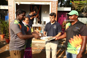 Free Chai Counter by Rabinder Nath Foundation