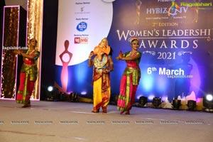 Hybiz.Tv Women's Leadership Awards 2021 at Sandhya Conventio