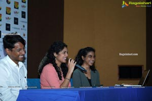 Hyderabad Dance Festival Press Meet