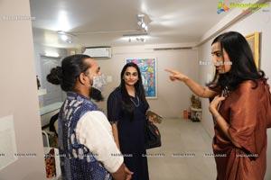 Exhibition of Artworks at Shrishti Art Gallery