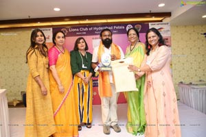 Lions Club of Hyderabad Petals Tambola at Smoky Pitara
