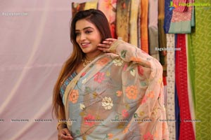 NP Fashions Exhibition at Gulmohar Gardens
