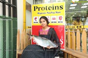 Proteins Hygiene NonVeg Mart Announce Brand Ambassador