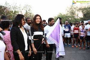 Run For Women Empowerment at Hitex Exhibition Centre