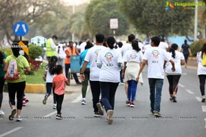 Run For Women Empowerment at Hitex Exhibition Centre