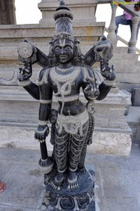Sri Yadadri Laxminarasimha Swamy Temple