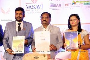 Vasavi Group Launches Three Prestigious Real Estate Projects