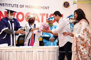 Vignana Jyothi Institute of Management 26th Convocation