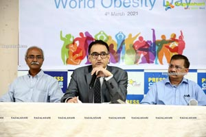 World Obesity Day 2021 Press Meet at Press Club