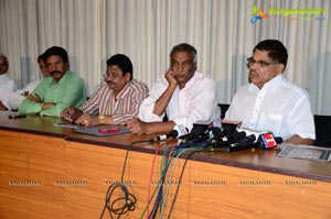 Indian Celebs Postal Stamps Release Press Meet