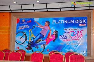 Love Cycle Platinum Disc