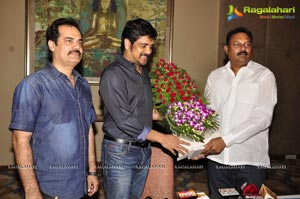 Tadakha Press Meet