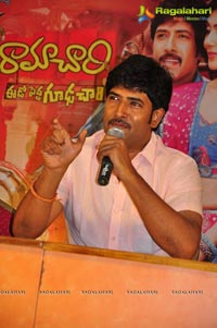 Ramachari Success Meet