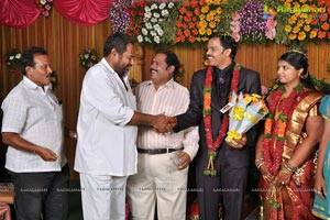 Yadav Krishna Son Suresh Wedding Reception