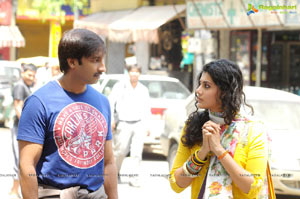 Gopichand Tapsee Saahasam Posters