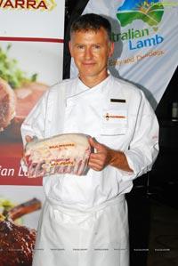 Australian Lamb Culinary Experience at Park Hyatt