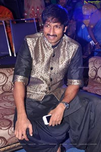 Hero Gopichand Sangeet Ceremony