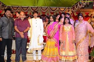 Hero Gopichand Wedding Photos
