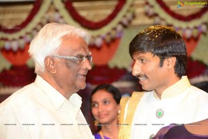 Hero Gopichand Wedding Photos