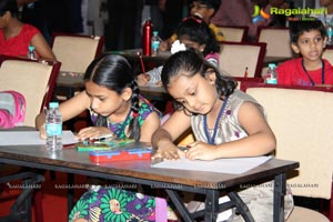 S.S Rajamouli inaugurate Hyderabad Kids Expo