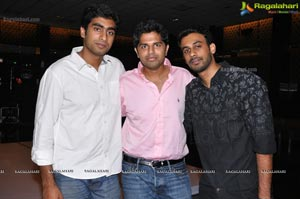 Meghnath Anetha Bachelor Party