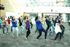 Microsoft Gachibowli Celebrations