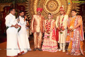 Praneeth Agarwal - Swathi Agarwal Wedding