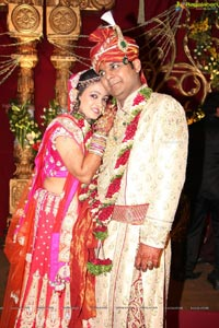 Praneeth Agarwal - Swathi Agarwal Wedding