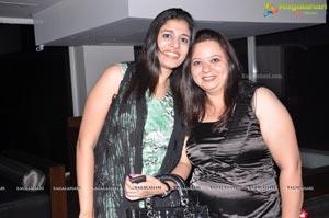 Seema Chopra Birthday Bash at Rain Pub