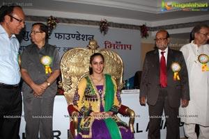 Yudhvir award for Saina Nehwal