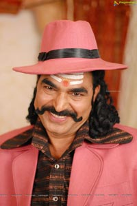 Shayaji Shinde as Lord Yama