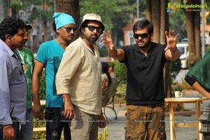 Iddarammayilatho Shooting Photos