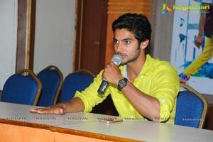 Pyar Mein Padipoyane Press Meet