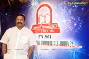 Creative Commercials Completes 40 Years