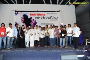 Inka Emi Anukoledu Audio Release