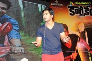 Nitin's Karthikeya Audio Release