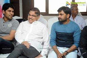 Kotha Janta Success Meet
