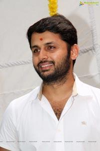 Nithiin Karunakar Movie Muhurat