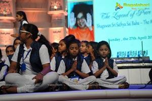Aishwarya Rai Sri Sathya Sai Baba
