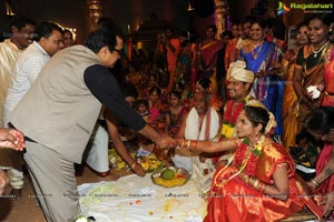 Brijender Reddy-Sarika Wedding