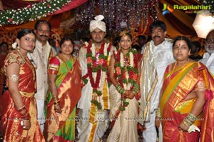 Chinni Srisailam Daughter Wedding