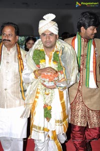 Chinni Srisailam Daughter Wedding