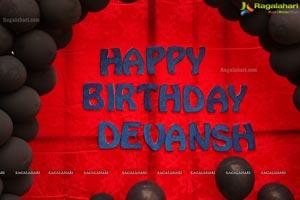 Devansh Birthday