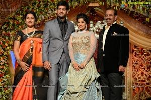 Dil Raju Daughter Wedding Reception