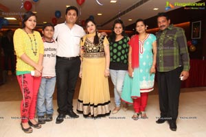 Krish Atharv Birthday Party 2014