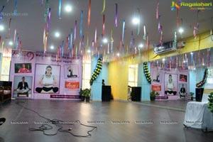Mansi9 Yoga Studio Launch